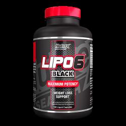 Lipo6 black 120 cap